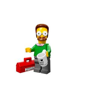 LEGO-Simpsons-Minifigures-Ned-Flanders