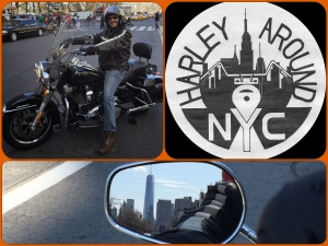 Harley Around NYC, LLC. collage