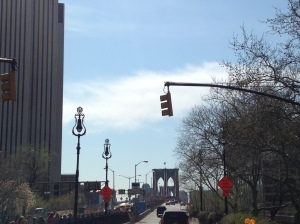 brooklyn bridge entrada