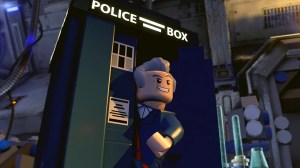 lego dimensions - doctor who