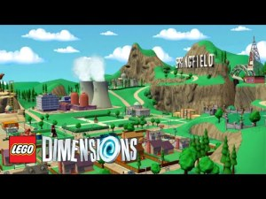 lego dimensions - simpsons