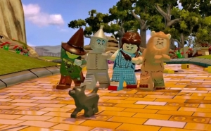 lego-dimensions - the wizard of OZ