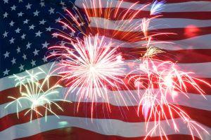 flag-fireworks
