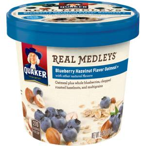 blueberry oatmeal